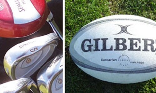 Rugby and Golf Transfers Edinburgh and Scotland